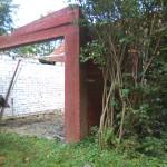 Rückbau Garage 1