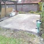 Rückbau Garage 3